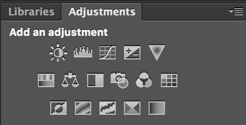 Adjustment Layers